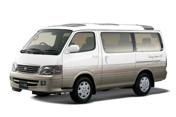 Toyota Hiace IV (H100) MPV