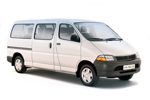 Toyota Hiace XH10 MPV