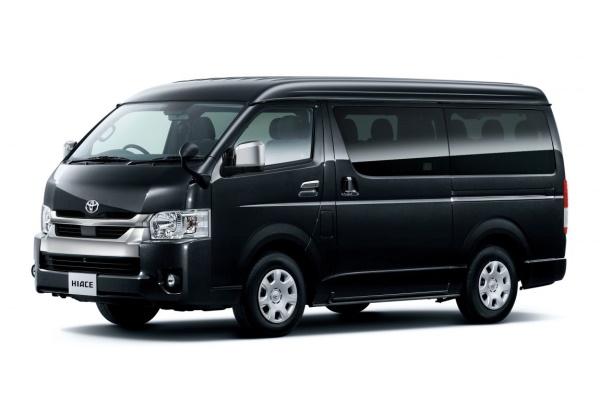 Toyota Hiace V (H200) MPV