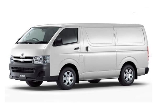 Toyota Hiace V (H200) Van