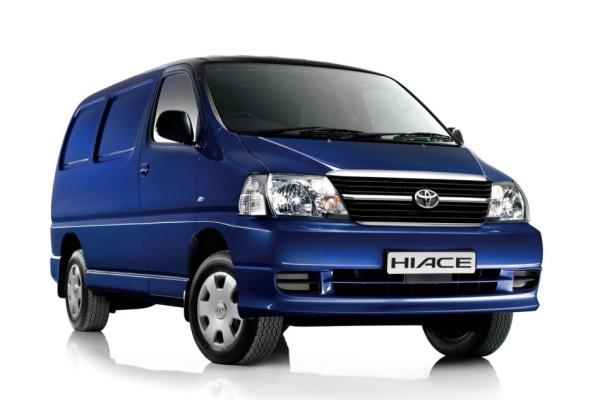 Toyota Hiace XH10 Facelift MPV