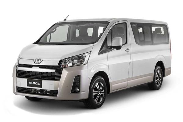 Toyota Hiace VI (H300) MPV