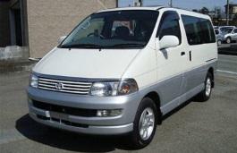 Toyota Hiace Regius MPV