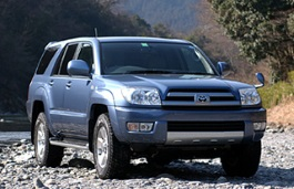 Toyota Hilux Surf IV Closed Off-Road Vehicle