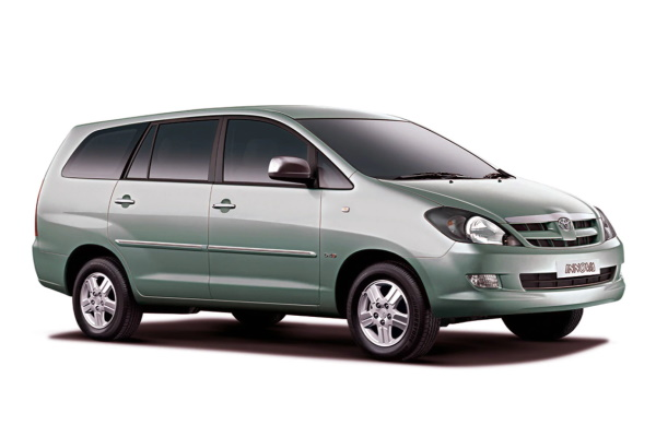 Toyota Innova wheels and tires specs icon