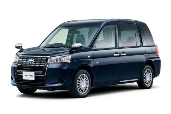 Toyota JPN Taxi MPV
