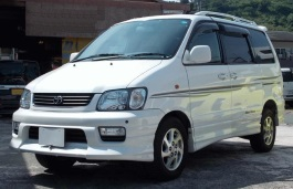 Toyota Lite Ace Noah wheels and tires specs icon