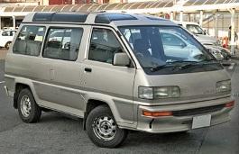 Toyota Lite Ace III Restyling MPV