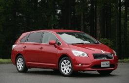 Toyota Mark X Zio MPV
