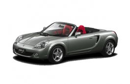 Toyota MR-S III (W30) Restyling Convertible