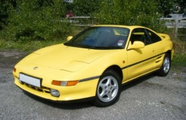 Toyota MR2 wheels and tires specs icon