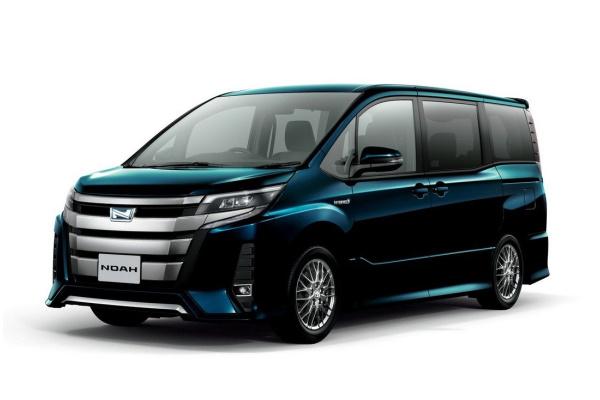 Toyota Noah III Facelift (R80) MPV
