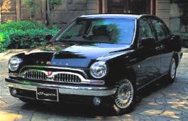 Toyota Origin wheels and tires specs icon