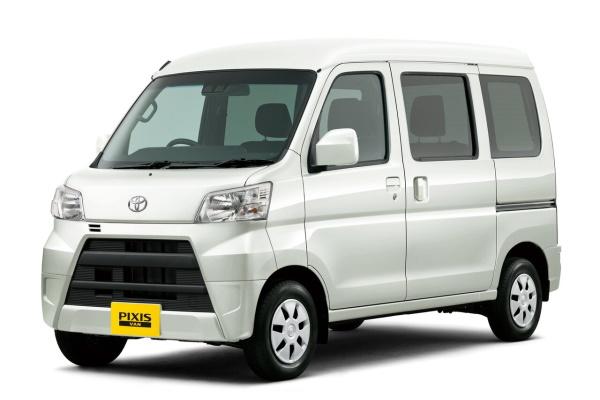 Toyota Pixis Van wheels and tires specs icon
