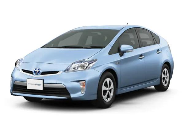 Toyota Prius Plug-in I (XV30) Hatchback
