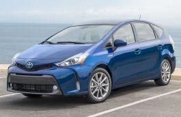 Toyota Prius+ Facelift Estate