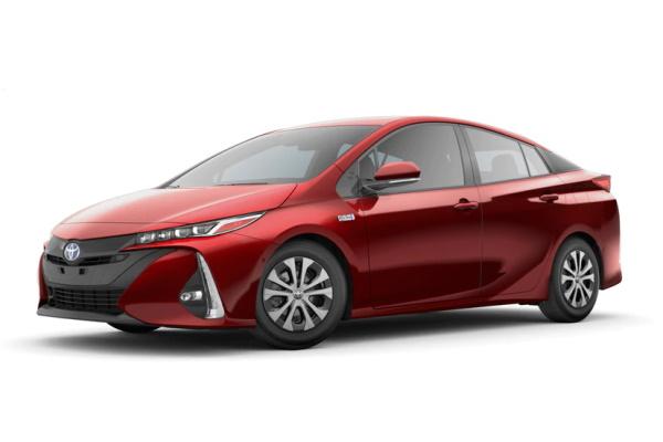 Toyota Prius Prime XW50 Liftback