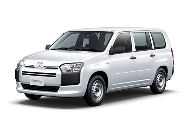 Toyota Probox wheels and tires specs icon
