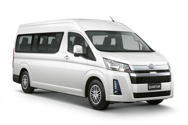 Toyota Quantum wheels and tires specs icon