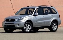 Toyota RAV4 II (XA20) Closed Off-Road Vehicle