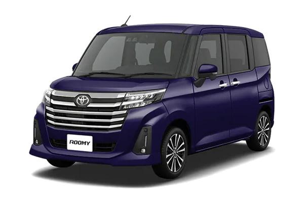 Toyota Roomy I Facelift (M900) MPV