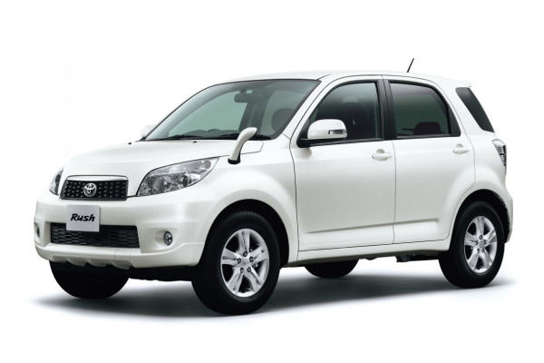 Toyota Rush J200/F700 SUV
