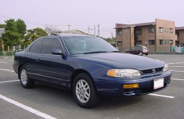 Toyota Scepter Coupe