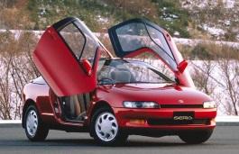 Toyota Sera Coupe