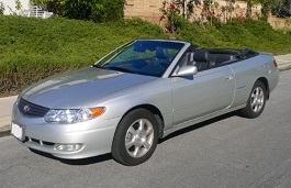 Toyota Solara I Facelift Convertible