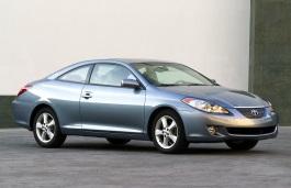 Toyota Solara wheels and tires specs icon