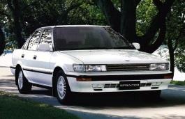Toyota Sprinter wheels and tires specs icon