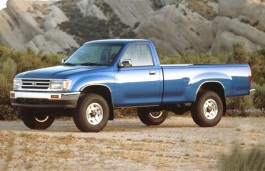 Toyota T100 wheels and tires specs icon