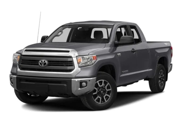 Toyota Tundra II (XK50) Facelift Pickup Extended Cab