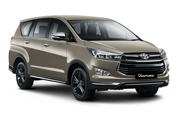 Toyota Venturer wheels and tires specs icon