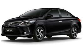 Toyota Vios wheels and tires specs icon