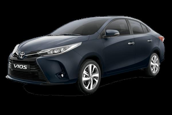 Toyota Vios II (NSP151) Facelift Saloon