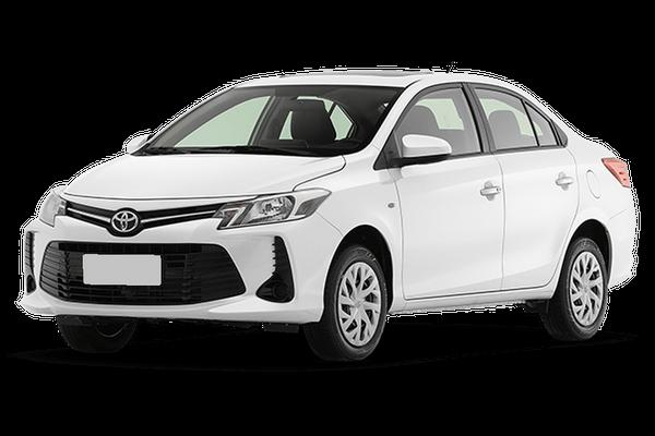 Toyota Vios II (NCP150) Facelift Saloon