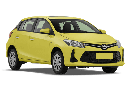 Toyota Vios FS NCP150 Facelift Hatchback