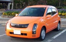 Toyota WiLL Cypha Hatchback