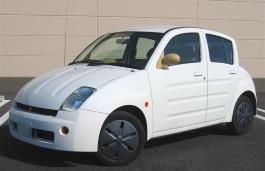 Toyota WiLL Vi Saloon