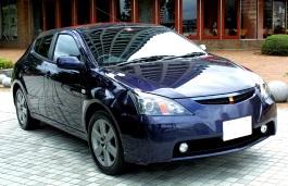Toyota WiLL VS Hatchback