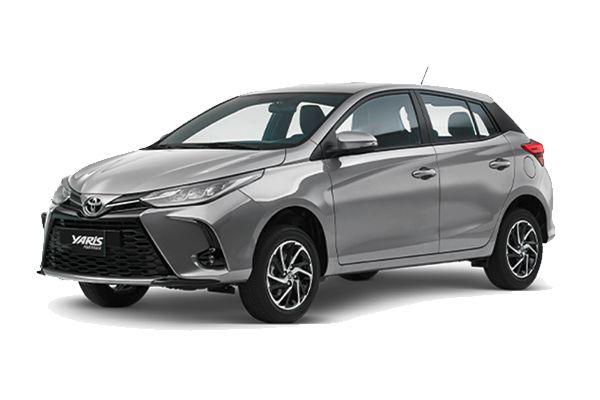 Toyota Yaris XP150 Facelift II Hatchback