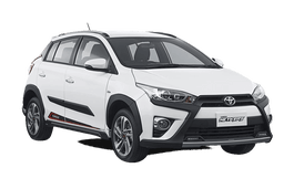 Toyota Yaris Heykers wheels and tires specs icon