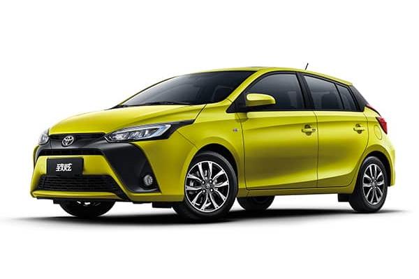 Toyota Yaris L XP150 Facelift Hatchback