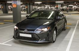 Toyota Zelas Facelift Coupe
