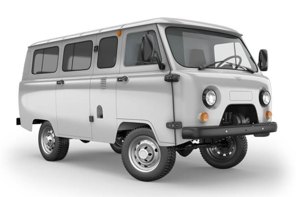 UAZ 2206 wheels and tires specs icon