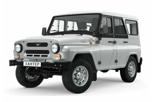 UAZ Hunter 3151 Closed Off-Road Vehicle