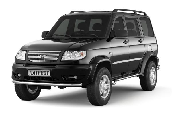 UAZ Patriot wheels and tires specs icon