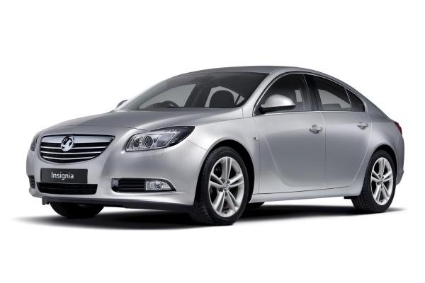 Vauxhall Insignia A Facelift Liftback