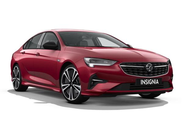 Vauxhall Insignia B Facelift Liftback